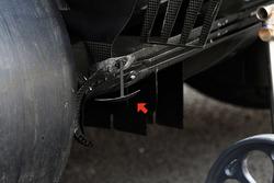 Renault Sport F1 Team RS17: Diffusor