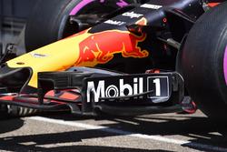 Alerón delantero del Red Bull Racing RB14