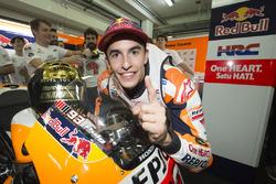 Le Champion du monde Marc Marquez, Repsol Honda Team