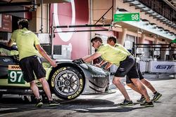 #97 Aston Martin Racing Aston Martin Vantage: Darren Turner, Jonny Adam