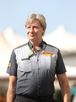Персонал Pirelli
