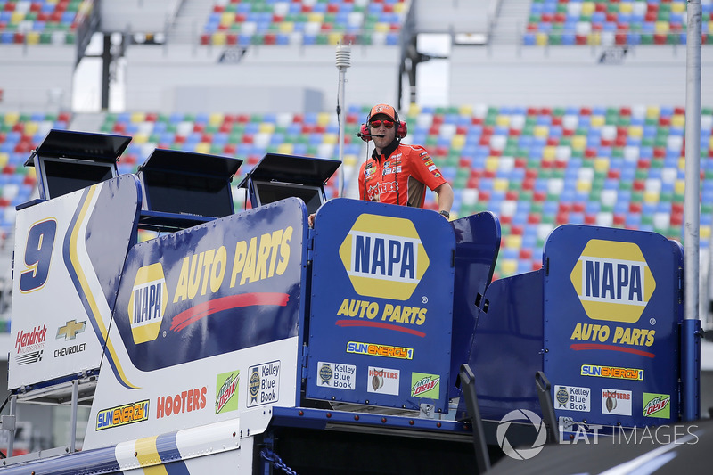 Alan Gustafson, Hendrick Motorsports, Chevrolet Camaro Hooters