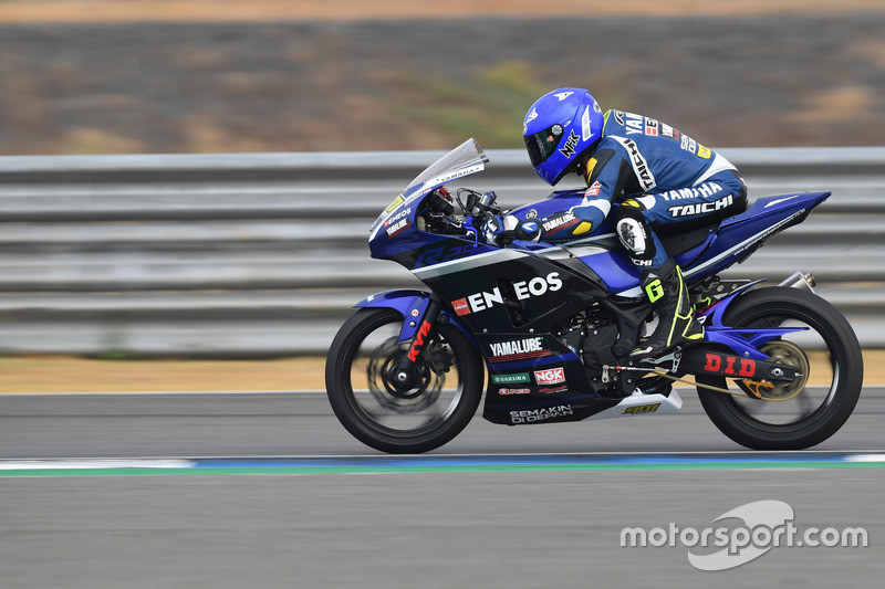 AP250: M Faerozi, Yamaha Racing Indonesia