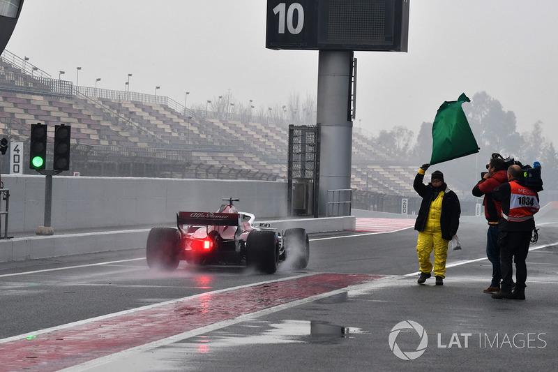 Маркус Эрикссон, Alfa Romeo Sauber C37