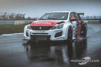 Peugeot 308 TCR unveil
