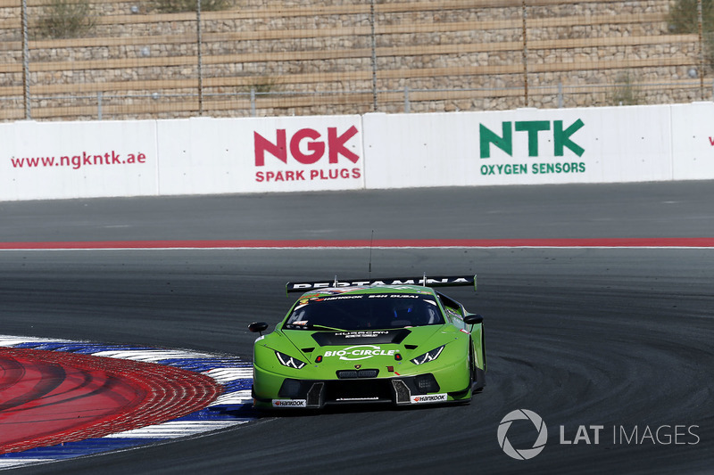 #964 GRT Grasser Racing Team Lamborghini Huracán GT3: Mark Ineichen, Rolf Ineichen, Christian Engelhart, Mirko Bortolotti