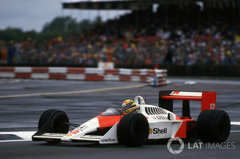 1988 Britanya: McLaren MP4/4