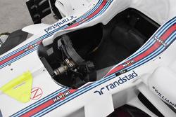 Кокпит Williams FW40