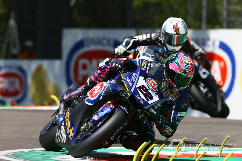 Alex Lowes, Pata Yamaha, Leon Haslam, Kawasaki