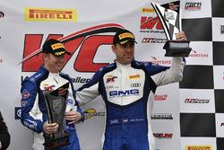 GMG Racing Audi R8 LMS GT4: James Sofronas, Alex Welch