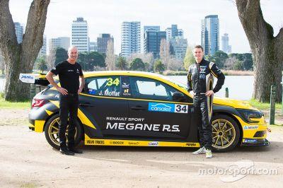 Renault Sport Megane R.S. livery unveil
