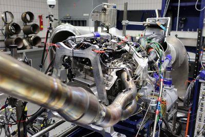 Test BMW Almeria