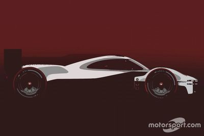 Présentation Porsche LMDh