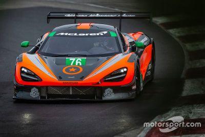 Compass Racing McLaren Duyurusu
