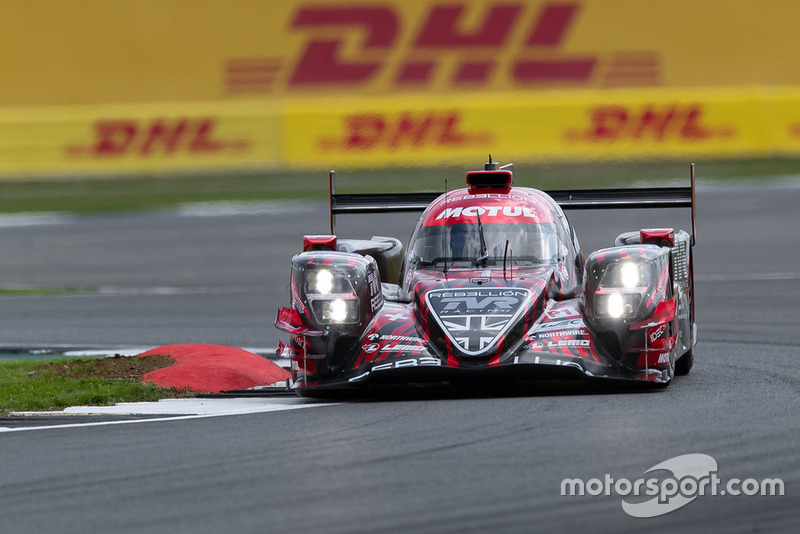 #1 Rebellion Racing Rebellion R-13: André Lotterer, Neel Jani, Bruno Senna