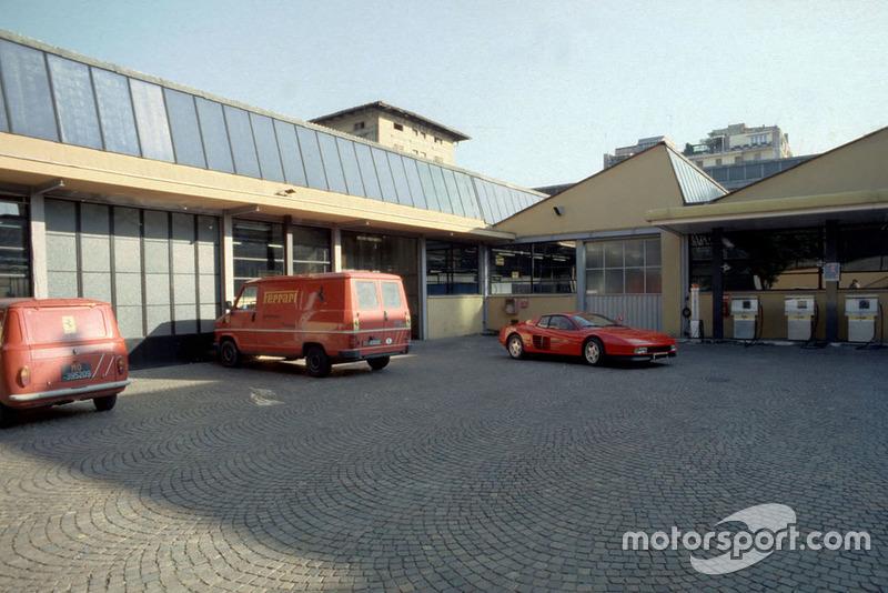 Modena 1989, Ferrari