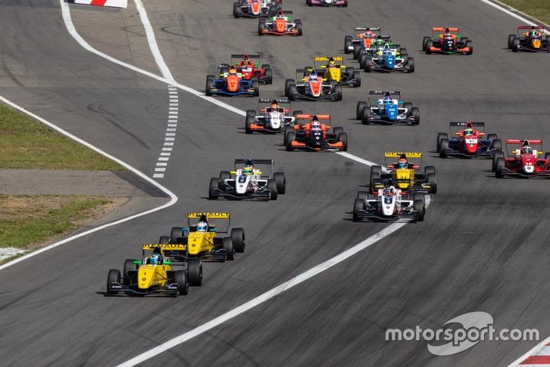 Еврокубок Формулы Renault 2.0, VIII этап, «Нюрбургринг»