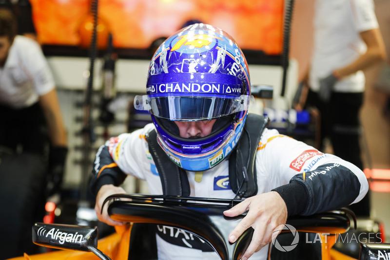 7º Fernando Alonso: 87 grandes premios