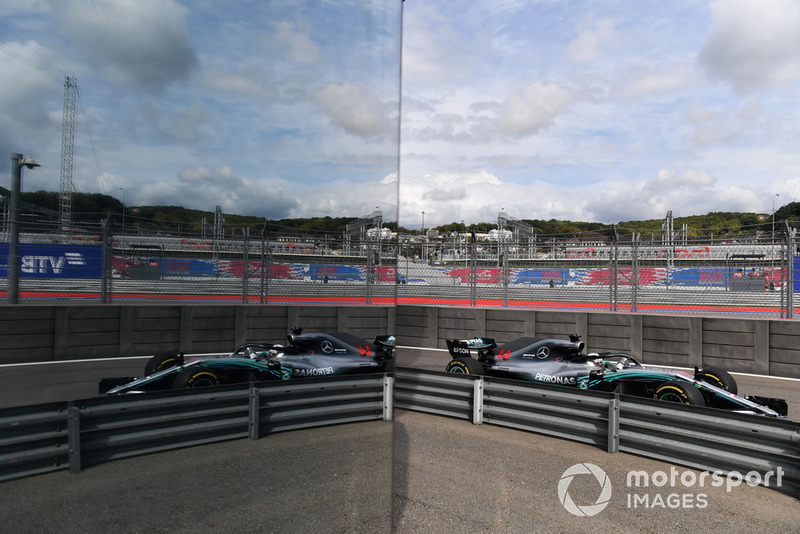 Lewis Hamilton, Mercedes-AMG F1 W09