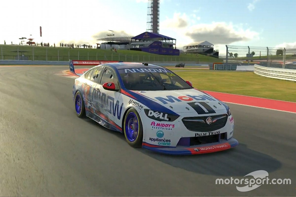 Supercars Eseries: Round 6