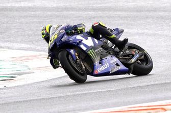 La caduta di Valentino Rossi, Yamaha Factory Racing