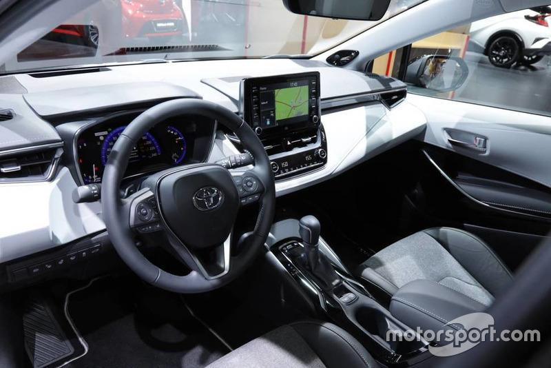 Toyota Corolla універсал 2019 року