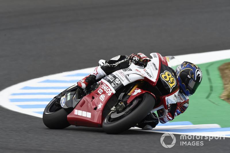 Катсуюкі Накасуга, Yamalube Yamaha Factory Racing