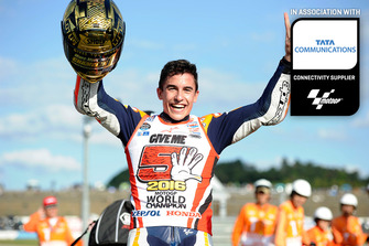 Marc Marquez, Tata Communications feature