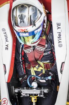 Yifei Ye, Josef Kaufmann racing