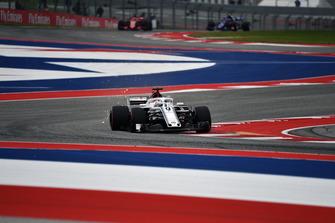 Marcus Ericsson, Sauber C37 sparks