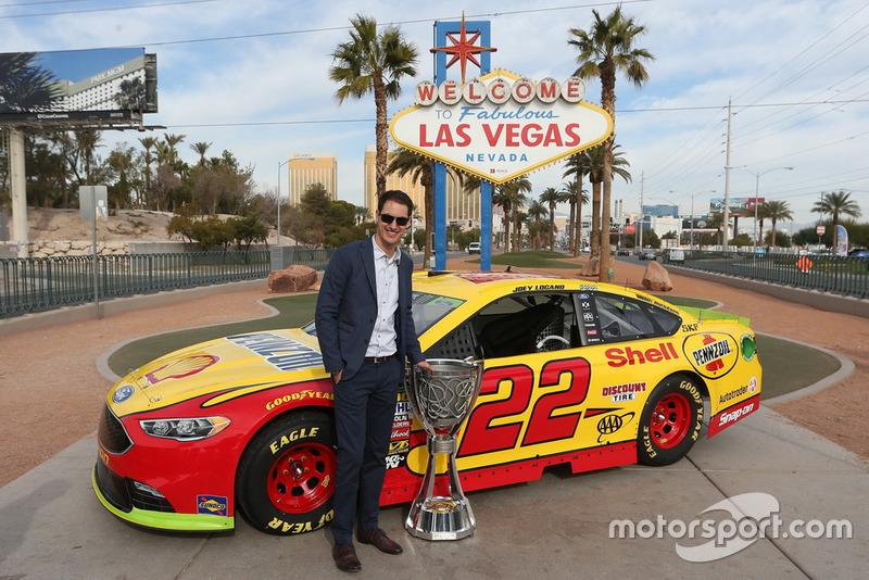 NASCAR-Champion 2018: Joey Logano