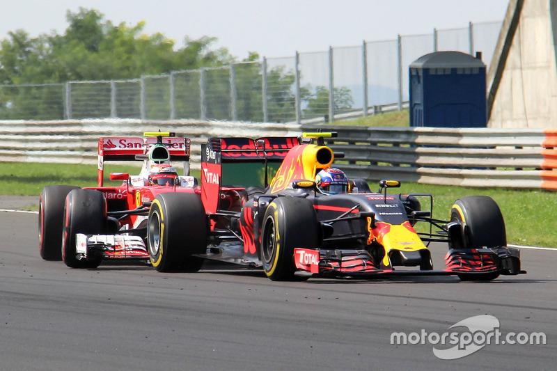 Формула 1 сказала ні стилю Ферстаппена