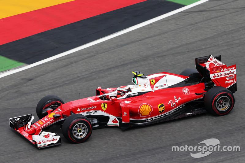 4. Kimi Räikkönen, Ferrari