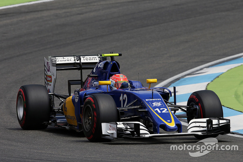 22. Felipe Nasr, Sauber