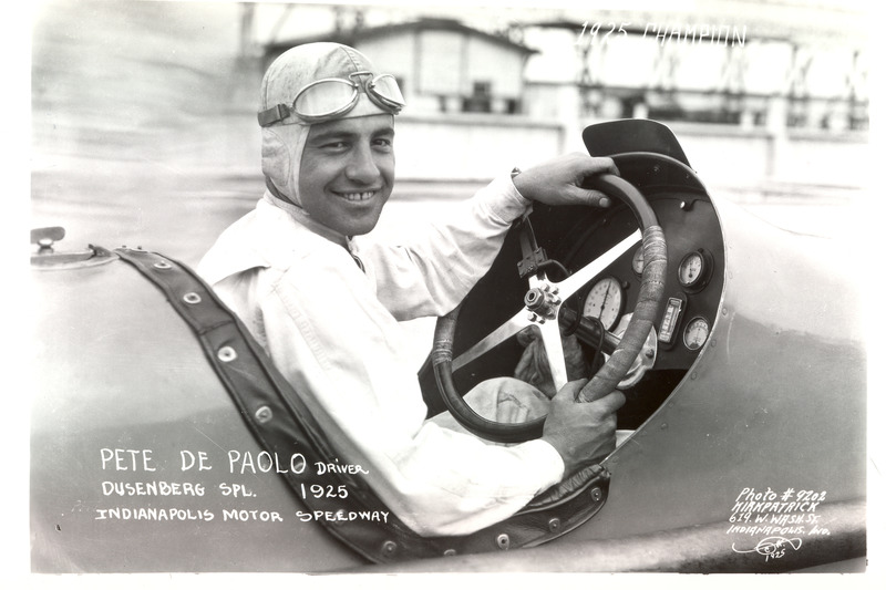 1925 - Peter DePaolo