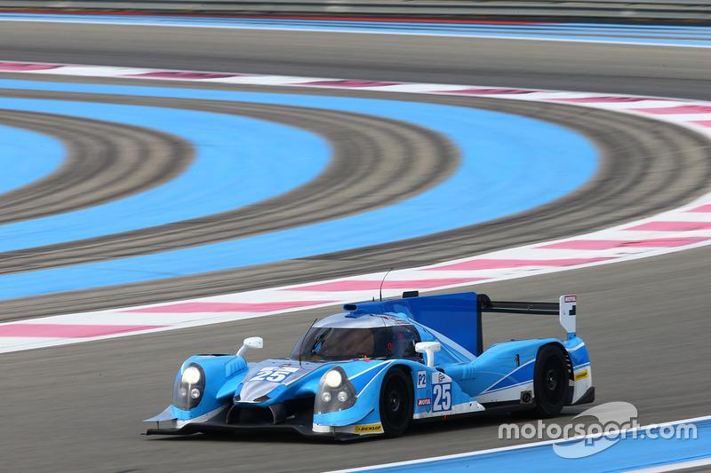 #25 Algarve Pro Racing Ligier JSP2 Nissan: Michael Munemann, Parth Ghorpade
