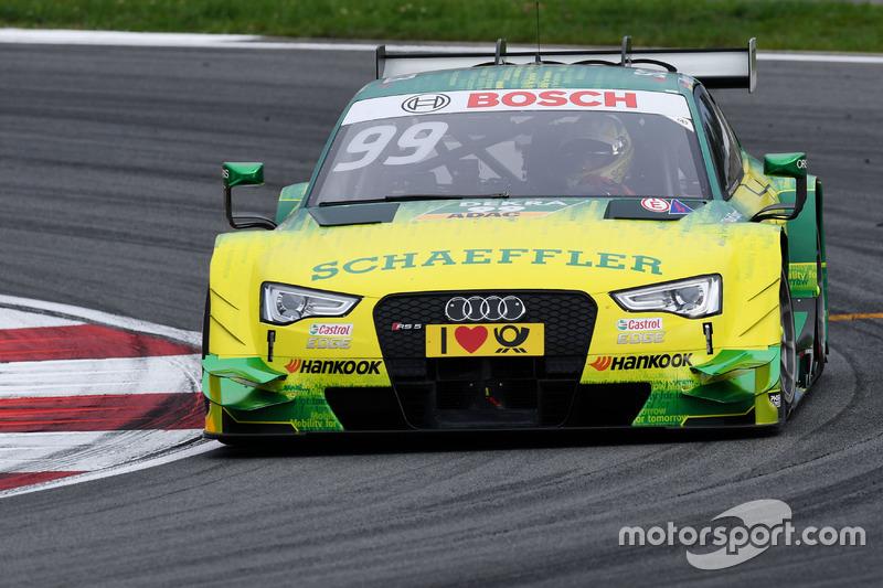 22. Mike Rockenfeller, Audi Sport Team Phoenix, Audi RS 5 DTM