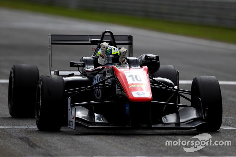 Joel Eriksson, Motopark Dallara F316 – Volkswagen