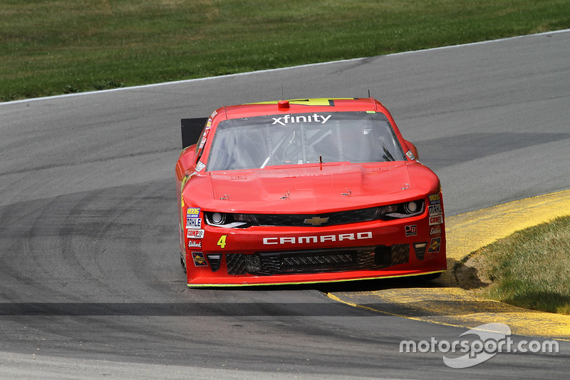 Ross Chastain, Chevrolet in trouble