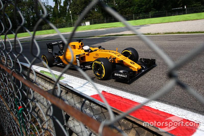 21. Kevin Magnussen, Renault Sport F1 Team RS16