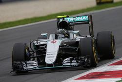 Нико Росберг, Mercedes AMG F1 W07 Hybrid