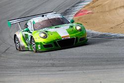 #540 Black Swan Racing Porsche GT3 R: Tim Pappas, Nicky Catsburg