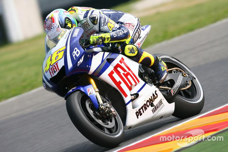 Valentono Rossi, Yamaha