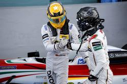 Maximilian Günther, Prema Powerteam Dallara F312 - Mercedes-Benz; Lance Stroll, Prema Powerteam Dall