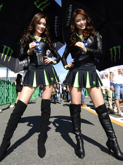 Hot Monster energy girls