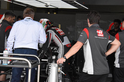 Antonio Giovinazzi, Haas-Testfahrer, Jo Bauer, FIA