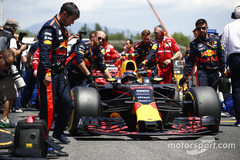 4 місце — Макс Ферстаппен (Нідерланди, Red Bull) — коефіцієнт 15,00