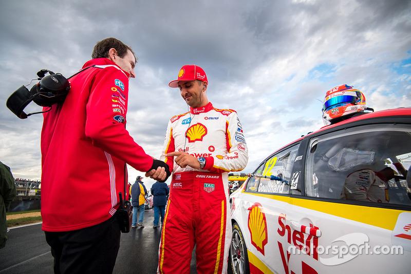 Fabian Coulthard, Team Penske, Ford, mit Ryan Story