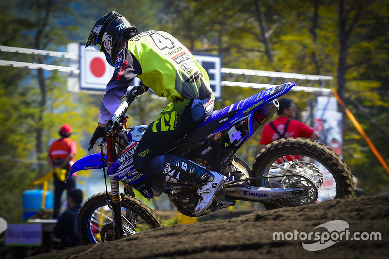 Arnaud Tonus, Wilvo Yamaha MXGP