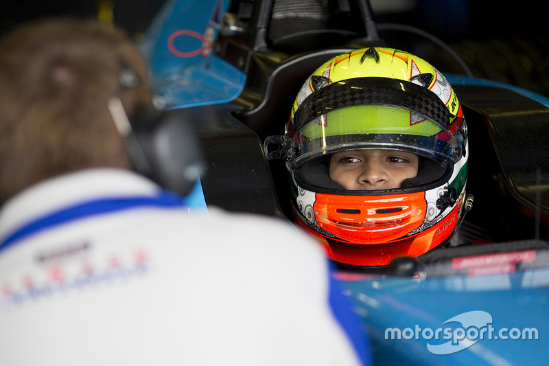Jun Maini, Jenzer Motorsport